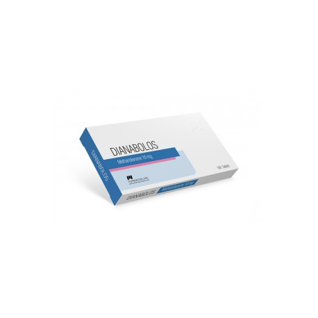 DIANABOLOS 10mg x 100 tablets