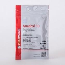 TREN X 2500 MethylTrienolone Tablets 50