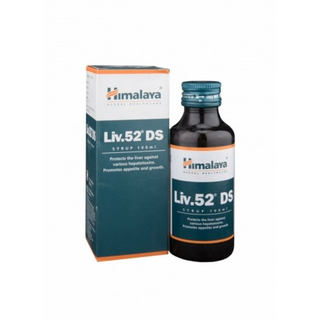 Liv 52 DS Syrup Double Strength 200ml