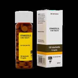 250 Sustanon 10 Ampoules box
