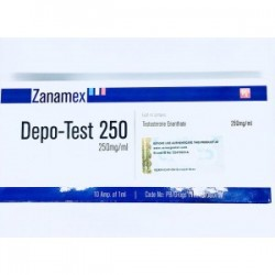 Depo Test E 250 10ampoules BBE April2020