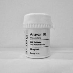 Winstrol 10Mg/Tab