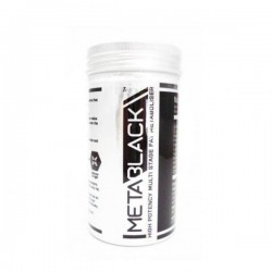 MetaBlack M3 – 60 Capsule – High Potency Multi Stage Fat Metaboliser