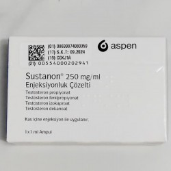 Sustanon Aspen! 250mg - 10 ampoules, pharmacy direct, limited stock
