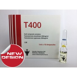 Test400 Testosterone Mix rare in ampoules
