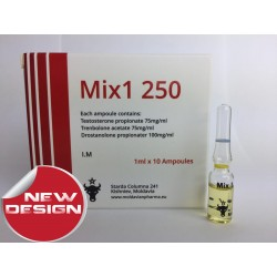 MIX1 250mg same contains as Pharmacom Mix2, Fast acting