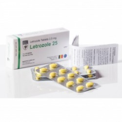 Letrozole Femara 30 x 2.5mg tablets