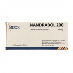 Deca Nandrolone 10ampoules 250mg/amp